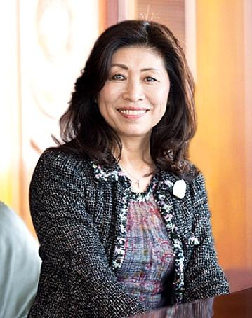 石田 美百紀さん