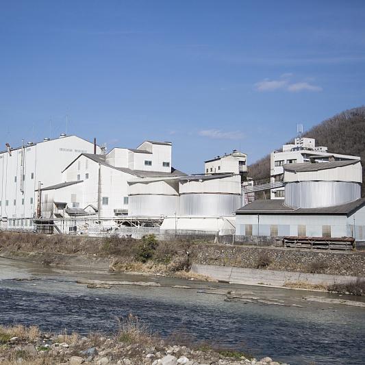 山陽化学産業株式会社 阿哲工場